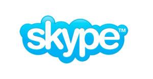 Logo Skype Thérapie en ligne