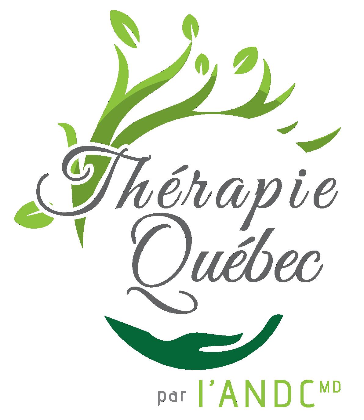 Logo Thérapie Québec ANDC Thérapeutes