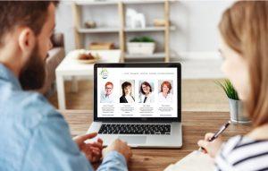 Thérapie en ligne avec Skype